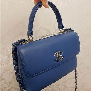 Chanel Trendy CC Bag with top handle
